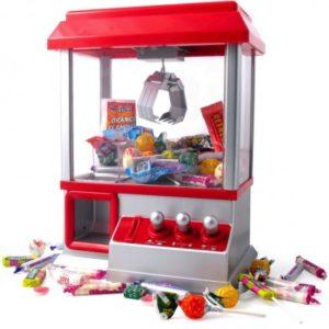 Máquina de Caramelos de Feria