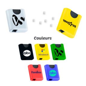 dispensser couleurs