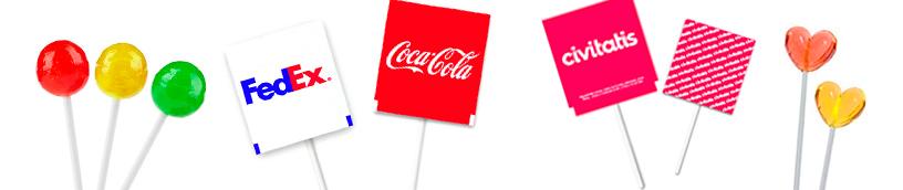 banner piruletas personalizadas