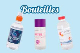bouteilles