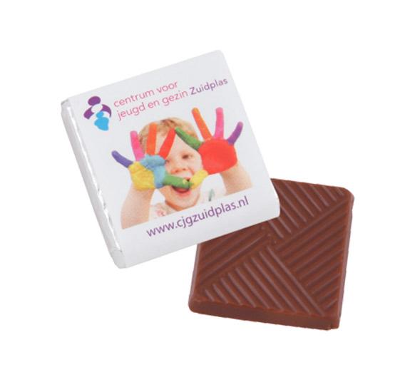 chocolatina personalizada