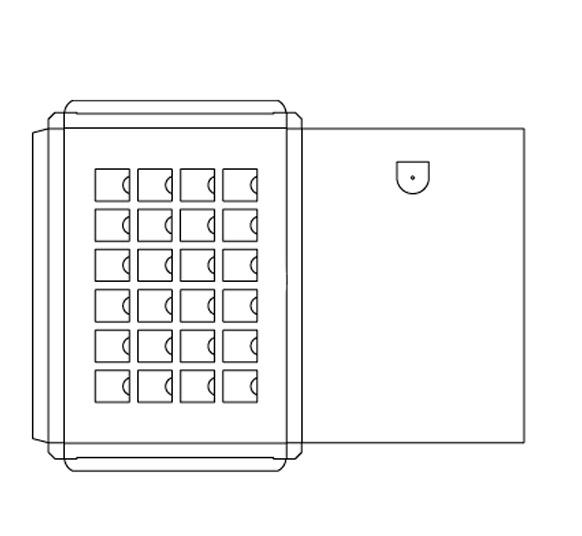 Plantilla Calendario de Adviento Personalizado