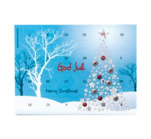 Calendario de Adviento Personalizado formato A5