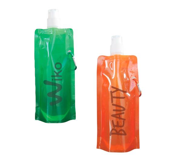 Bolsa de Agua Personalizada con Mosquetón